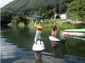 【長野・木崎湖】SUPステップアップスクールの画像