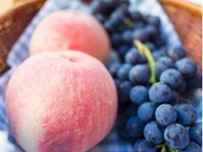 【岡山・赤磐市】岡山県最大級の桃園で名産の白桃を堪能(白桃&ぶどう食べ放題)