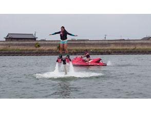 [三重縣桑名飛板漂浮滑板]享受長良川!玩的一套計劃♪形象