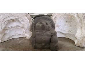 【滋賀・信楽】オリジナルたぬき作り&たっぷり近江牛すき焼きランチ(本店・国道店)