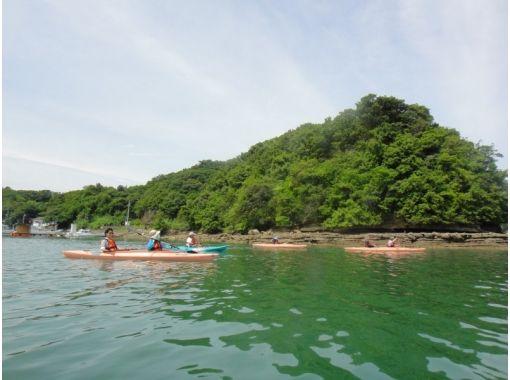 【Wakayama · Nanki Shirahama】 Tanabe Bay Sea kayaking experience (half day tour)の紹介画像