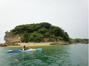 【和歌山・南紀白浜】田辺湾シーカヤック体験(1日ワンデイツアー)の画像