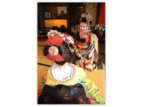 【京都・伏見】着物・衣装レンタル~自由散策OK!写真撮影もできる「舞妓変身プラン」手ぶらでお越しください!