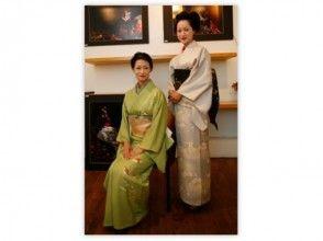 【京都・伏見】着物・衣装レンタル~自由散策も写真撮影もできる!「ゆい髪スタイル町娘プラン」手ぶらでお越しください!