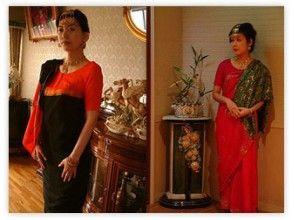 【京都・伏見】着物・衣装レンタル~自由散策OK!写真撮影もできる「アジア民族衣装プラン」