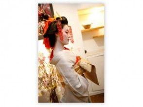 【京都・伏見】着物・衣装レンタル~自由散策OK!写真撮影もできる!一番人気「京都伏見太夫プラン」