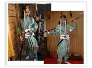 【京都・伏見】着物・衣装レンタル~自由散策OK!写真撮影もできる「女戦国時代プラン」手ぶらでお越しください!