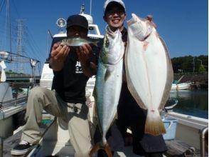 【大分 海釣り】 たっぷり7時間ジギングコース!の画像