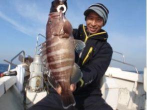 【大分 海釣り】 貸切船利用 たっぷり7時間 五目釣りコース!(最大8名まで)の画像
