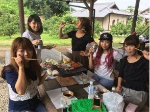 【大阪・貝塚】みかん狩り食べ放題&お得な炭火焼BBQセットプラン♪の画像