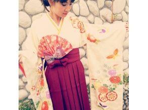 【大阪・大阪市内】☆着物レンタル☆PREMIUMプランの画像
