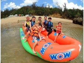 [沖繩宜野座] 2歲〜OK!海上皮艇,享受水上運動♪海上運動活動3