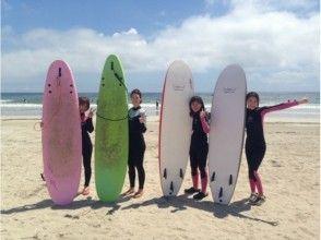 【大阪・堺】日帰りサーフィン体験スクール! 保険・レンタル料込み!の画像