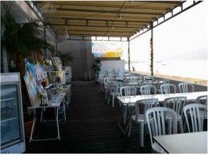 【香川・さぬき市】※場所のみ※海の見えるテラスで持ち込みBBQ(バーベキュー)の画像