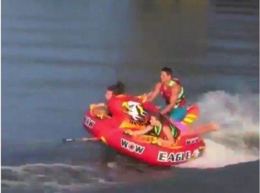 【滋賀・琵琶湖】お得なマリンパック!ジェットスキー&ウェイクボード(3名まで参加の限定プラン★)