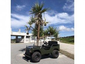 【Okinawa · Miyakojima】 Let's go through Miyakojima with a jeep type rental cart! Image of