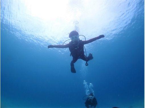 スクーバダイバーコースPADI ( 12mまで潜水可能に )
