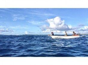【沖縄・宮古島・サーフィン・ボートトリップ】アウターリーフへのボートトリップ
