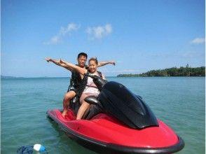 [沖縄石垣島]通過水上摩托在一個虛幻的島嶼上登陸和浮潛! (僅限夫婦)* *正在實施預防冠狀病毒感染的措施* * *