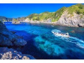 【南伊豆/中木】限时8,800日元起! !!简单的半日 Hirizo 海滩浮潜 包括所有租赁物品! !!