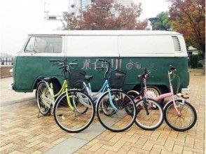 【福岡・福岡市】観光・出張に便利!レンタルサイクルお届けします! 直近5日前予約でお得!の画像