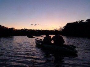 【沖縄・石垣島】ナイトカヌー!満点の星空と大自然を楽しもう!の画像