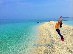 【沖縄・西表島】奇跡の島!珊瑚のかけらのバラス島&鳩間島一日シュノーケルツアー