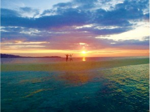 【Okinawa · Iriomote Island】 Magic Hour ★ Baras Island Sunset Snorkel Tour