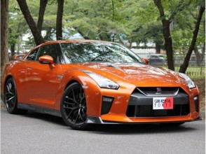 "【Chiba · Matsudo】 public road cart ☆ ""Nissan GT-R R35 (2017 model)"""
