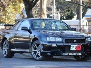 "【Chiba · Matsudo】 public road cart ☆ ""Nissan GT-R R34"""