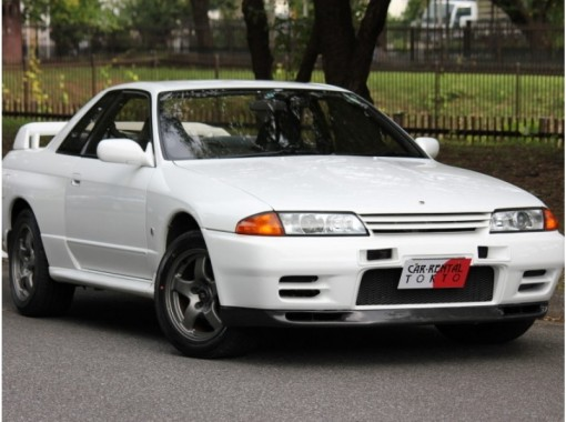 """[Chiba /Matsudo] Rental car """"Nissan GT-R R32"""" (6 hours ~) Driving OK from 21 years old!の紹介画像"""