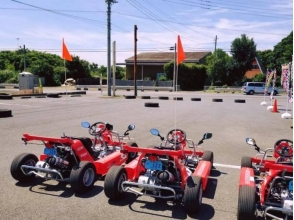 Near the airport ★ Enjoy a drive with a public road cart! (180 minute rental course)