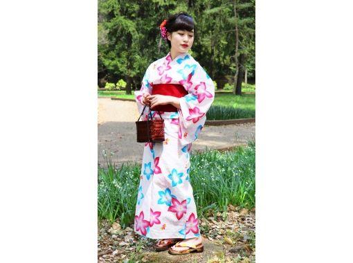 Kimono Tokyo Harajuku