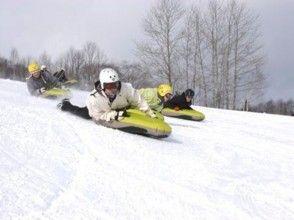 【Hokkaido / Tokachi Sahoro ski area】 New activity born in Switzerland! Image of air board experience (half day course)