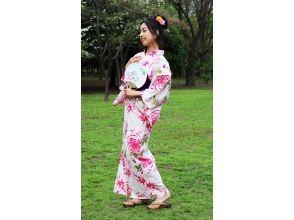 【Tokyo · Harajuku】 Walk in Harajuku with a lovely yukata! Yukata special plan ♪