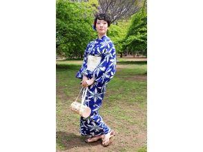 【Tokyo · Harajuku】 Walk in Harajuku with a lovely yukata! Yukata premium plan ♪
