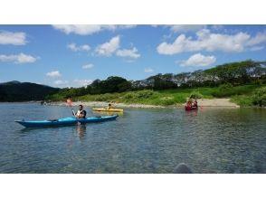 """[เอะอิเสะ] มิยากาวา """"Miya แม่น้ำ Watarai พาร์ค"""" ทัวร์ประสบการณ์ (ที่อยู่อาศัย) พายเรือแคนูเรือคายัค"""