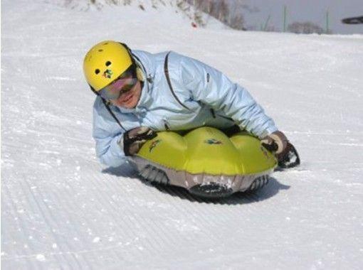 【北海道・十勝サホロスキー場】スイス生まれの新型アクティビティ!エアボード体験(1日コース)