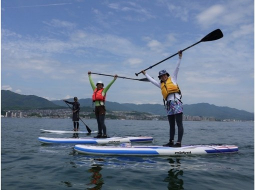 [Hiroshima / Miyajima] Relaxing SUP ♪ 1-day plan reserved!の紹介画像