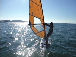 [和歌山Hamanomiya]風帆衝浪學校(一級補課)