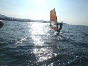 [和歌山Hamanomiya]帆板運動學校(一天提高課程)
