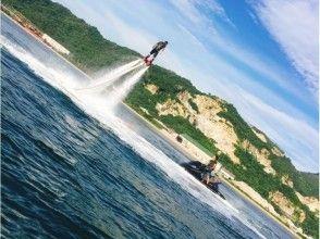 【香川・高松】フライボード&ジェットスキー体験☆(通常コース)
