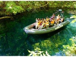 【青森・十和田湖】今年で最後・RIB体験!世界最大の二重カルデラ湖を巡るボートツアー(貸切コース)の画像