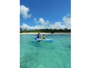 【Okinawa · Nakijin Village】 Sea kayak (1 hour) tour! The blissful Okinawa time to enjoy relaxingly! Image of