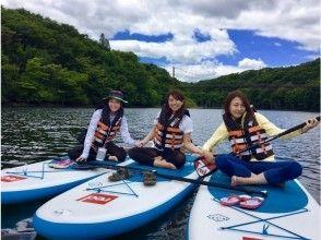 【栃木・那須/矢の目ダム湖】SUP1日体験会10:00スタート★