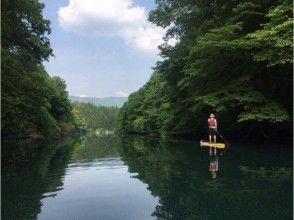 【群馬・みなかみ】水の上をお散歩しよう!半日・SUPツアー(2名以上~)の画像