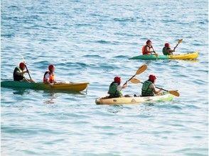 [靜岡縣下田]海上皮划艇巡航!釣魚之旅(120分鐘,半天)