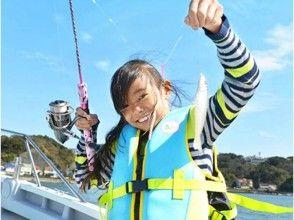 【Shizuoka · Izushita Shima】 Sea fishing experience course! Image of boat fishing · rental (150 minutes)