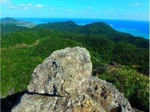 【沖縄・石垣島】島の絶景へ15分!エコ&トレッキングツアー! 感動は登頂にて