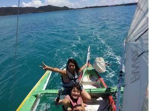 【鹿児島・奄美大島】ディンギー(小型ヨット)体験コース